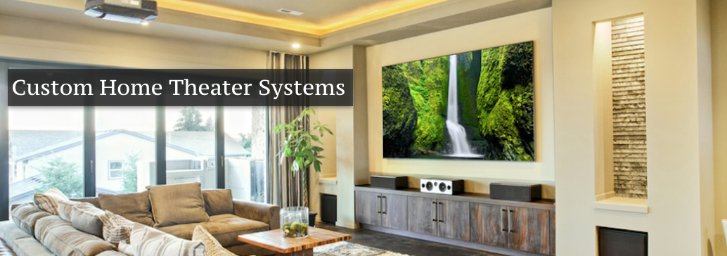 Custom Home Theaters Systems Natural Audio