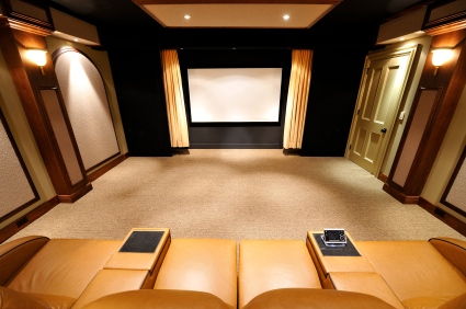 Natural Audio Home Theater Showroom